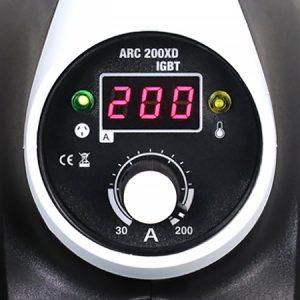 ARC 200 XD IGBT - DC MMA / E-HAND