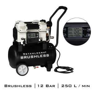Borstelloze compressor ST-1220 BL