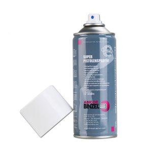 STAHLWERK Abicor Binzel Super Pistol Spray NF 400ml Anti-stick Spray voor MIG MAG-lasaccessoires