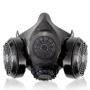 Halfgelaatsmasker met dubbel filter HM-2 ST