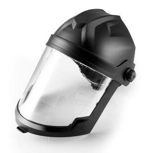 STAHLWERK slijpmasker - robuuste gezichtsbescherming voor slijpwerkzaamheden