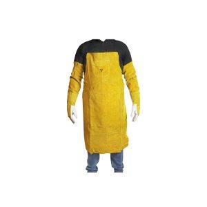Lasbeschermende kledingset - lasschort + lashandschoenen + armspatscherm + TIG-vingers