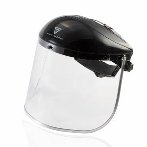 STAHLWERK gelaatsscherm - Beschermt het gezicht tijdens slijpwerkzaamheden