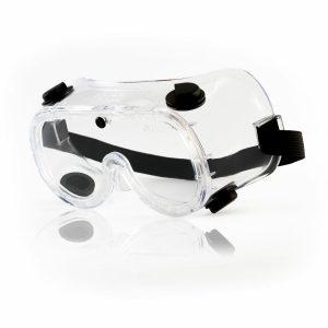 STAHLWERK veiligheidsbril met bevestigingsriem